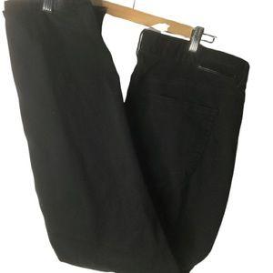 Michael KORS grant fit black jeans 38/34